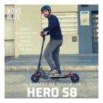 En el Garage de Monoblog: Hero S8 20.8Ah