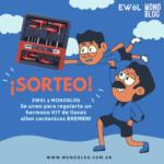 🛴 SORTEO: Kit de Llaves Allen Cardánicas